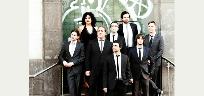 The Bamboos