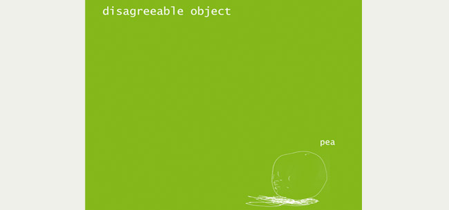 Disagreeable Object