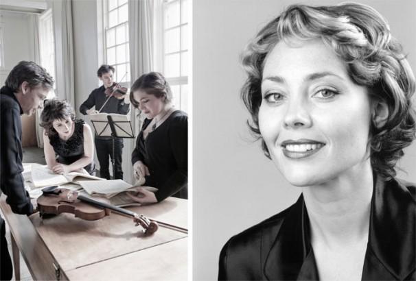 Australian String Quartet and Tiffany Speight