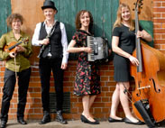 London Klezmer Quartet