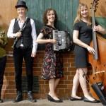 London Klezmer Quartet image