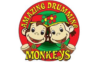 AmazingDrummingMonkeys