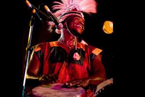 African Drumming Workshoop