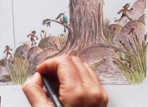 Trace Balla illustration 2